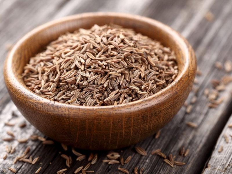 Cumin seed (cuminum cyminum)