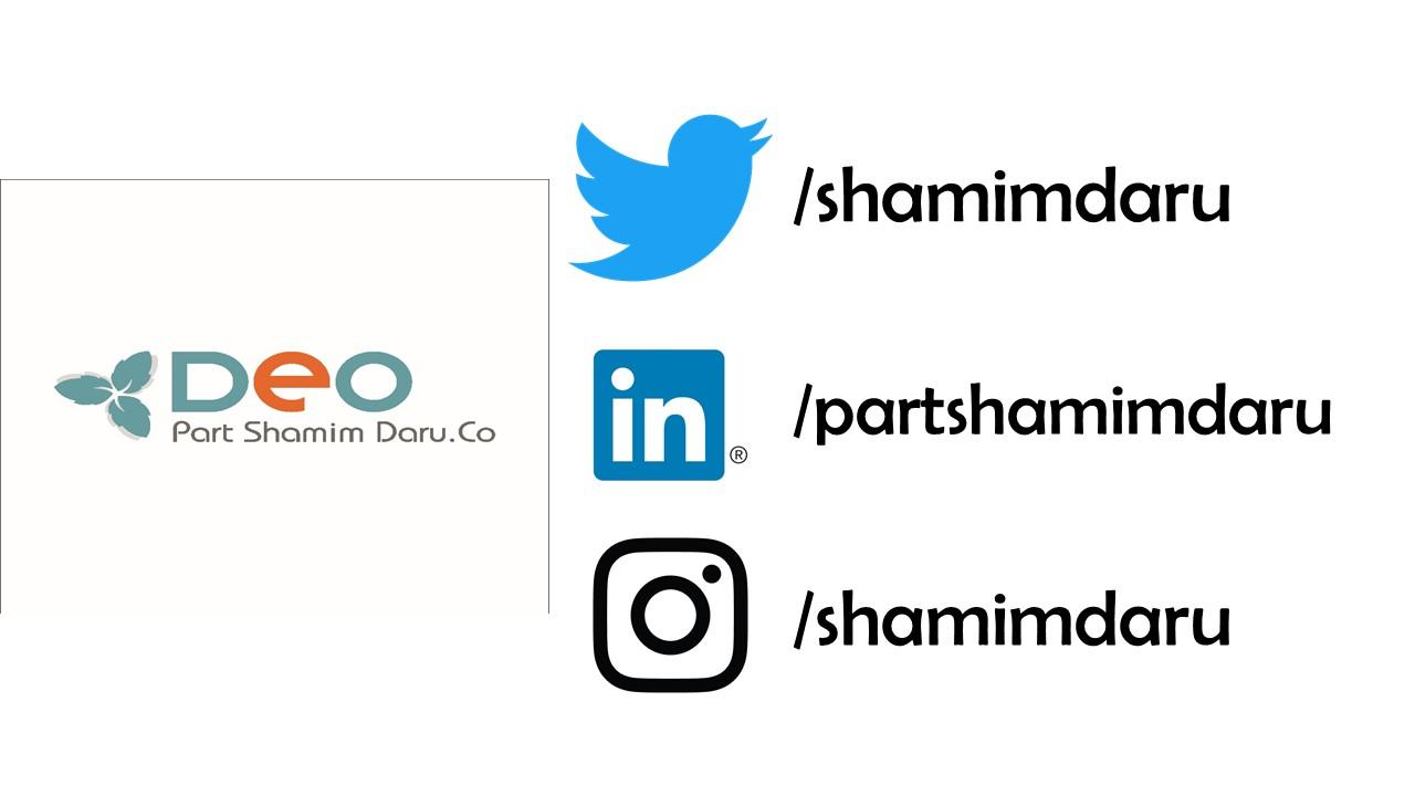 Follows Us on Social Networks